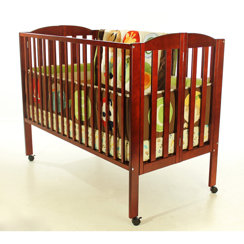 Folding Full Size Crib Dream On Me