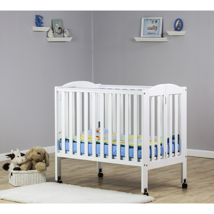 2 In 1 Folding Portable Crib Dream On Me