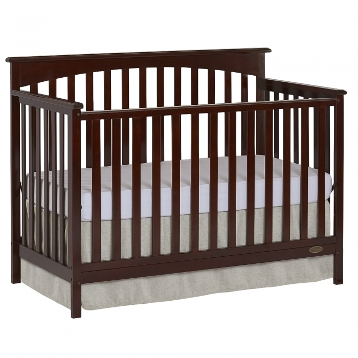 5 Cool Cribs That Convert To Full Beds: Davenport 5 In 1 Convertible Crib