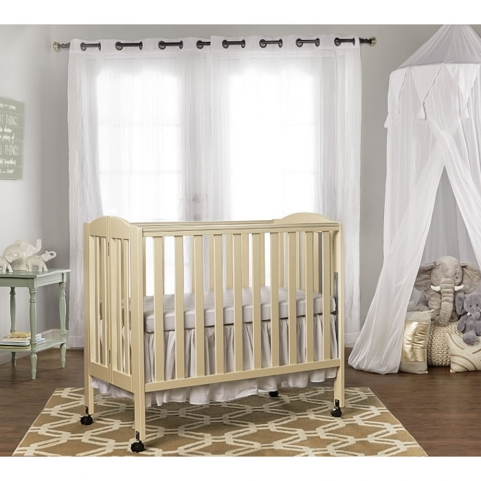 3 In 1 Folding Portable Crib Dream On Me