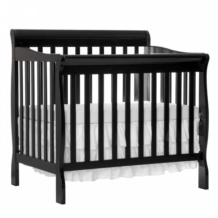 4 In 1 Convertible Mini Crib 628 G Silo 02 Fw