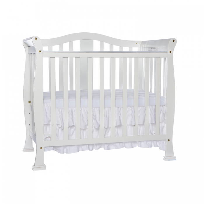 Addison 4 in 1 Convertible Mini Crib | Dream On Me