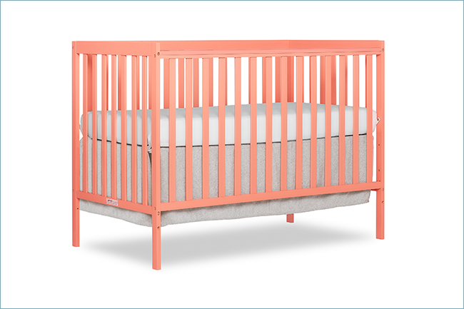 Synergy 5 in 1 Convertible Crib