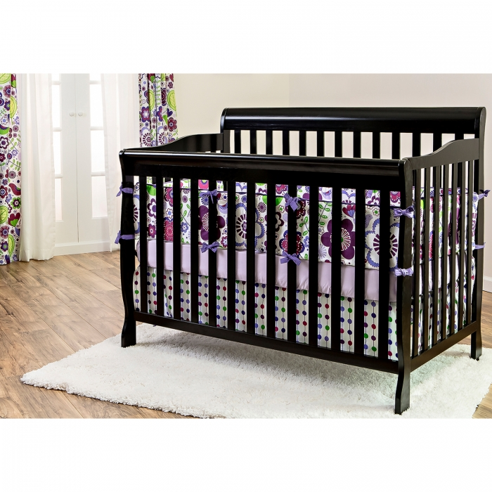 Ashton 5 In 1 Convertible Crib Dream On Me