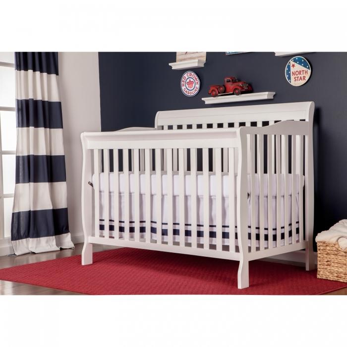 Ashton 5 In 1 Convertible Crib Dream On Me