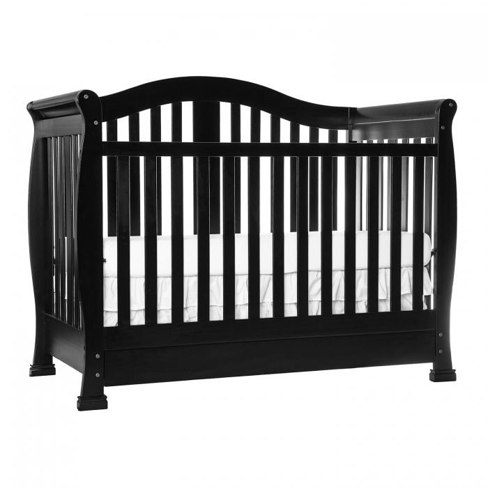 Addison 5 In 1 Convertible Crib With Storage Dream On Me