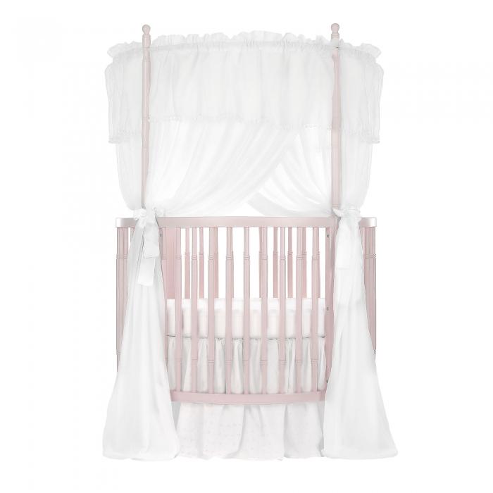 Sophia Posh Circular Crib Dream On Me, Dream On Me Bedding
