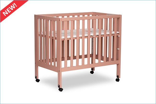 Jett Portable Folding Mini Crib