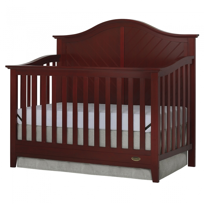 5 Cool Cribs That Convert To Full Beds: Ella 5 In 1 Convertible Crib
