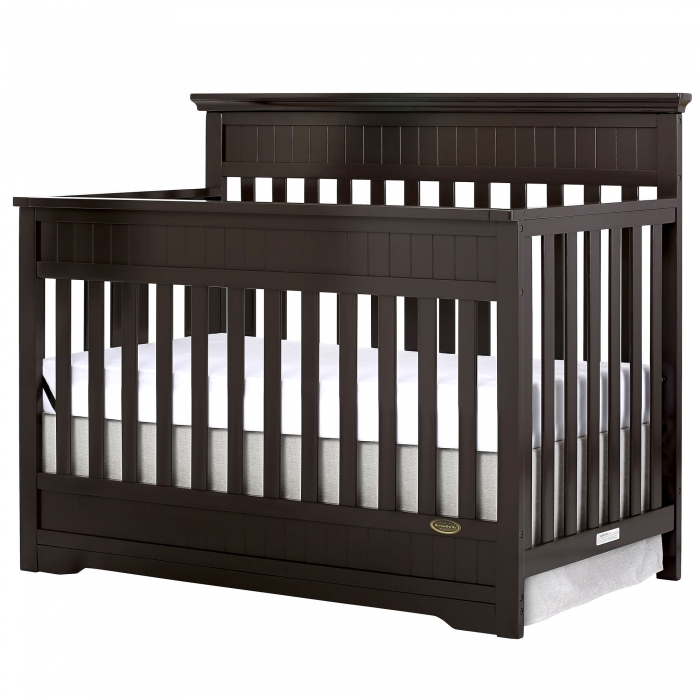 Chesapeake 5 in 1 Convertible Crib | Dream On Me