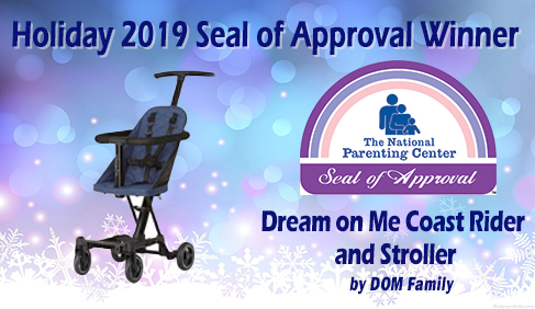 Holiday 2019 Seal of Approval Winner