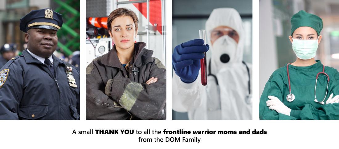 Front Line Worriors