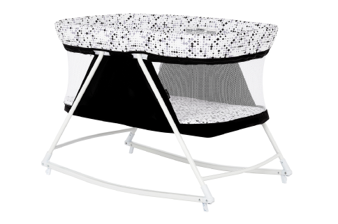 Palm 3 in 1 Bassinet Playpen