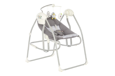 Sway 2-in-1 Cradling Swing & Rocker