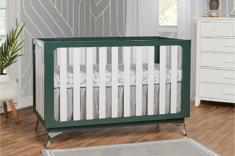 The London 4-in-1 Convertible Crib