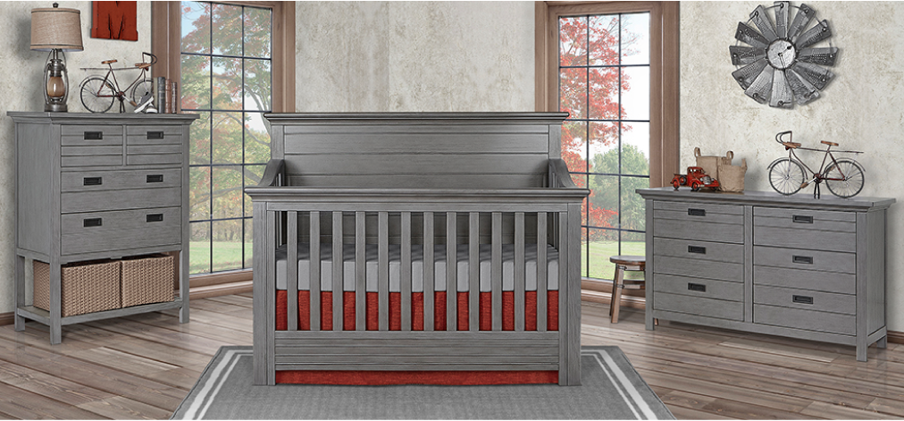 The Waverly 5-in-1 Convertible Crib